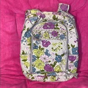 Vera Bradley * RETIRED Purple watercolor pattern